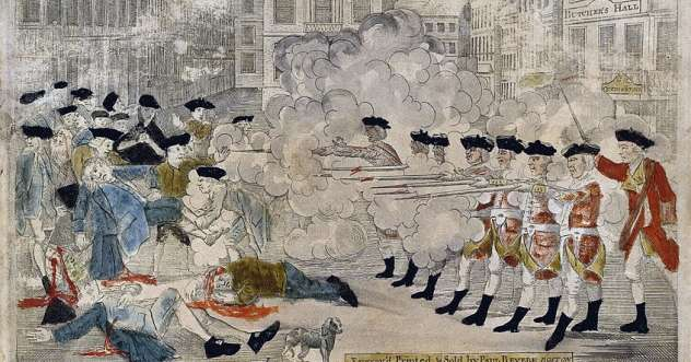 Would phone spying prevented the Boston Massacre?