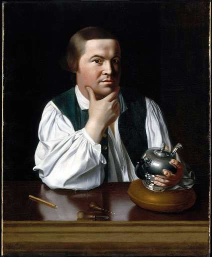 Would phone spying have identified Paul Revere?